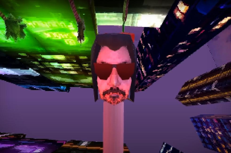 Jogador recria The Witcher 3 e Cyberpunk 2077 para PS1 Jogos, Anos 2000, Anos 90