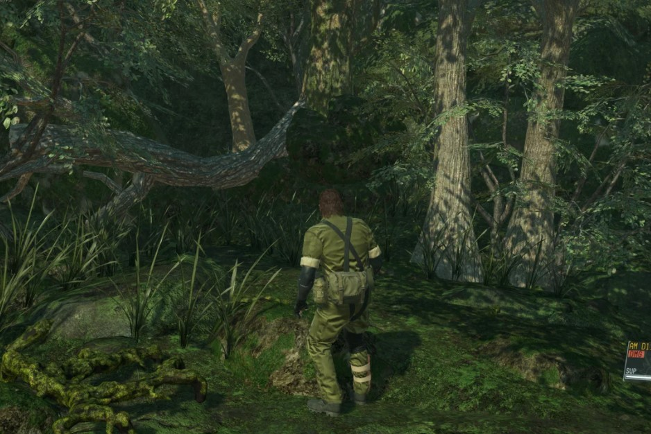 metal gear solid v mod mgs3 map